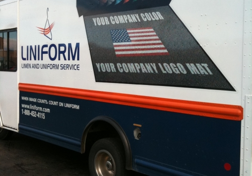 LINIFORM VEHICLE GRAPHIC